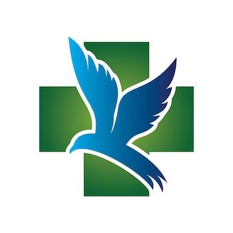 Gesundheitswesen und medizinisches logo