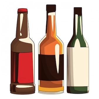 Getränkeflaschen-symbol
