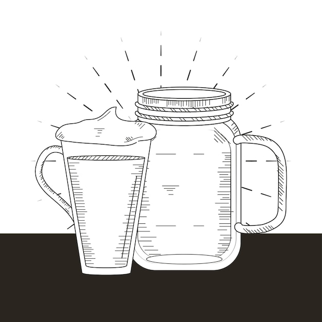 Getränkeglas tasse