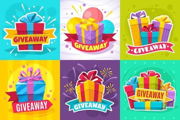 Gewinnerwettbewerb belohnung und weihnachtspreis