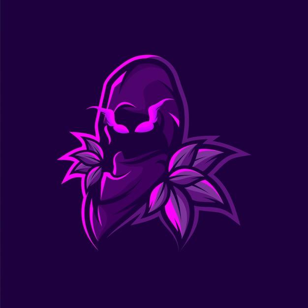 Ghost-logo-vorlage