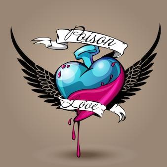 Gift der liebe