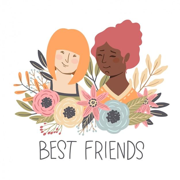 Girls friendship day
