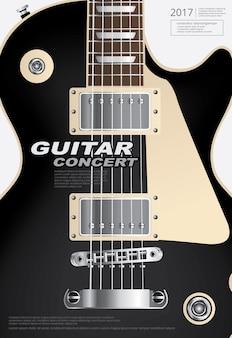Gitarren-konzert-poster