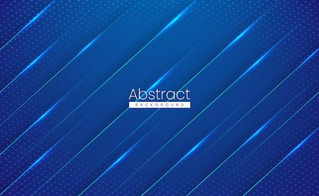 Glänzender moderner bunter abstrakter technologiegradientenhintergrund