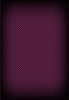 Glänzender rosa und dunkelgrauer kohlenstofffaserhintergrund