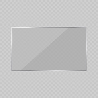 Glare glasrahmen illustration