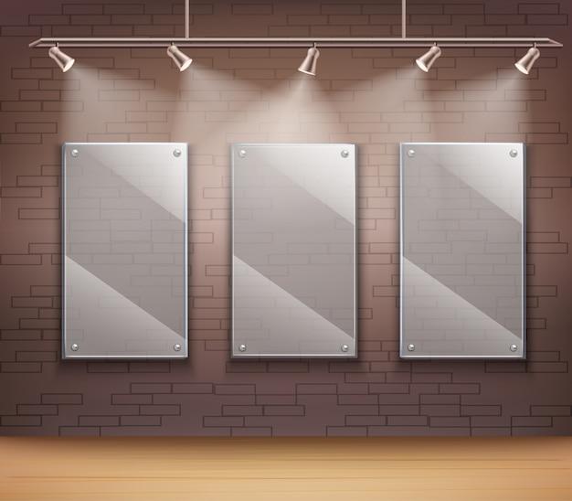 Glasgalerie frames