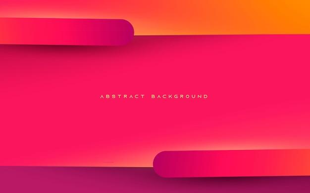 Glatte farbverlaufskomposition des dynamischen abstrakten hintergrunds