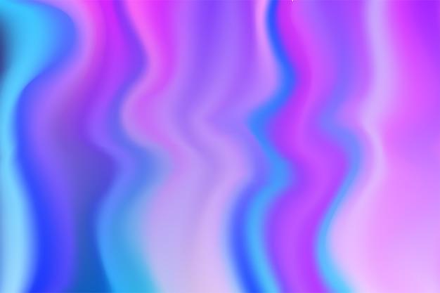 Glatter moderner abstrakter flüssiger farbverlauf