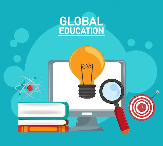 Globale fernunterricht