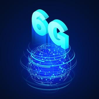 Globale hochgeschwindigkeits-mobilfunknetze.
