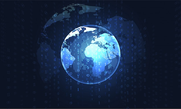 Globale netzwerkverbindung