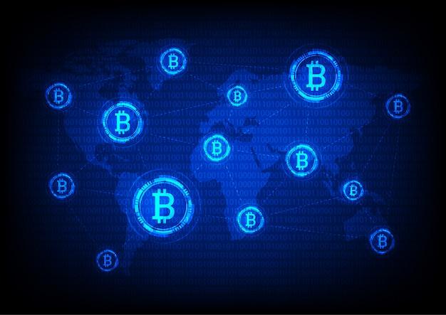 Globales bitcoin
