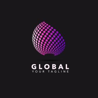 Globales logo-design