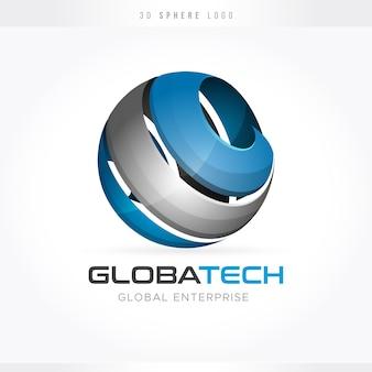 Globales tech-logo