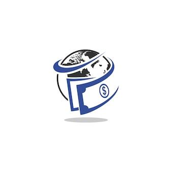 Globus bargeld-logo