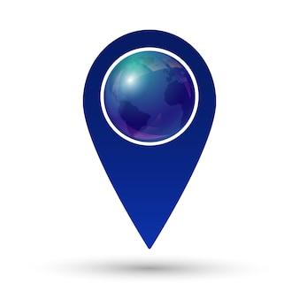 Globus standortsymbol