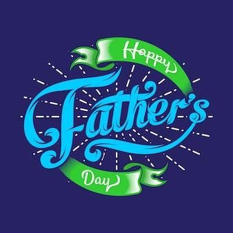 Glückliche väter
