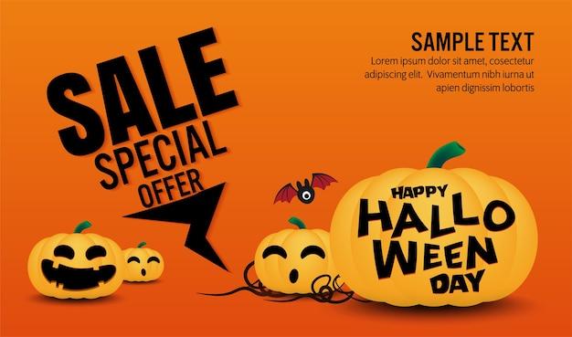 Glücklicher halloween-tag