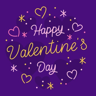 Glücklicher valentinstagstext