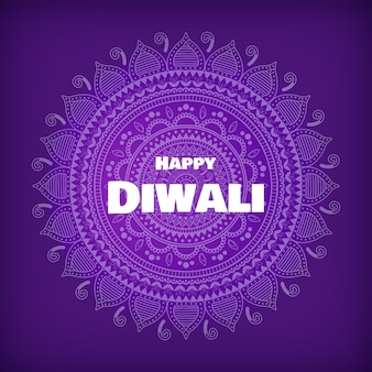 Glückliches diwali. deepavali licht- und feuerfest.