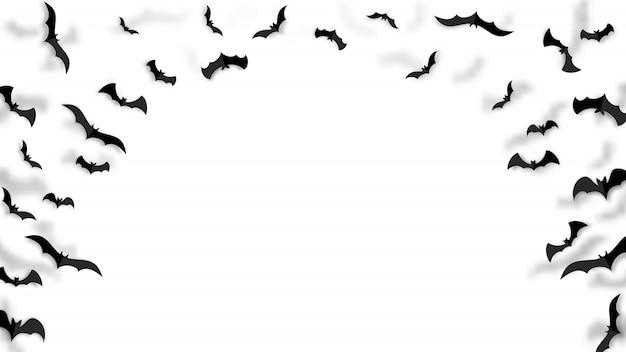 Glückliches halloween-fahnenkonzept.