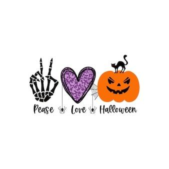 Glückliches halloween-poster, grußkarte, partyeinladung. vektor-illustration.