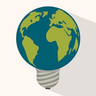 Glühbirnen-design