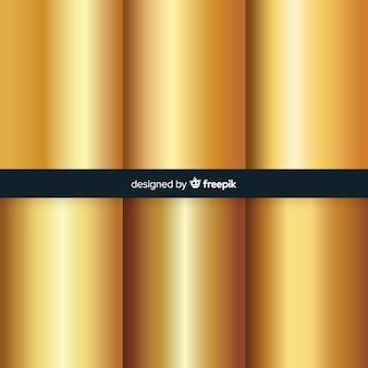 Gold farbverlauf hintergrund