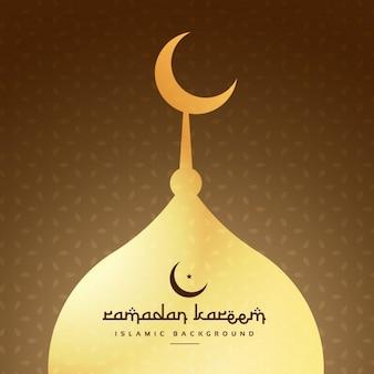 Goldene moschee form design
