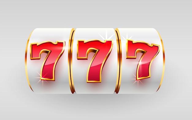 Goldener spielautomat gewinnt den jackpot big win, casino jackpot