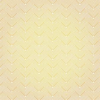 Goldenes musterdesign