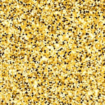 Goldglitter textur muster hintergrund