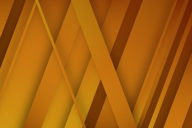 Goldhintergrund mit schrägen linien