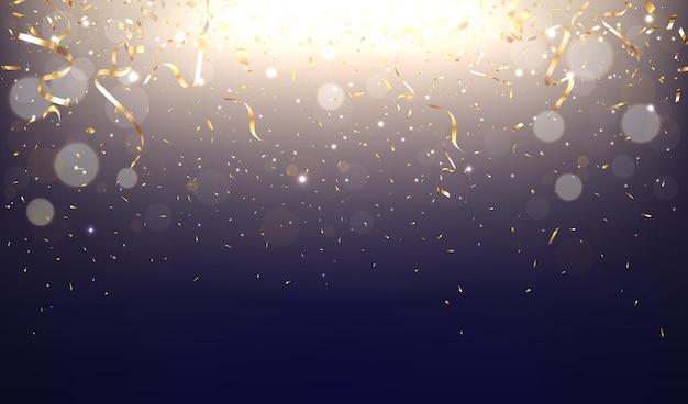 Goldkonfetti