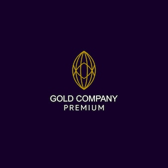 Goldovales modernes logo