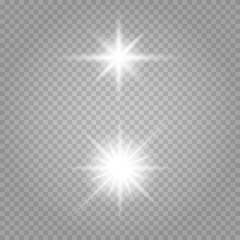 Goldperlen auf einem weißen hintergrund. set aus goldperlen und goldketten. vektor-illustration