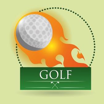 Golf-design
