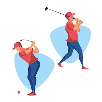 Golfsportler