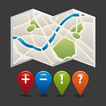 Gps-icon-design