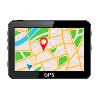 Gps-navigationssystem gerät