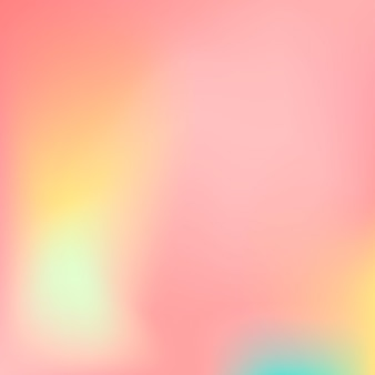 Gradient mesh abstract