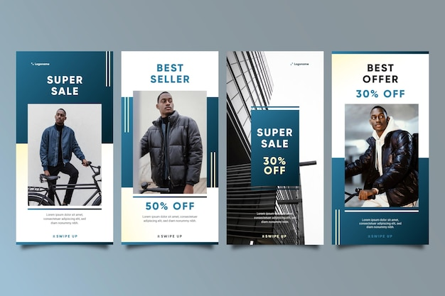 Gradient sales instagram geschichten sammlung