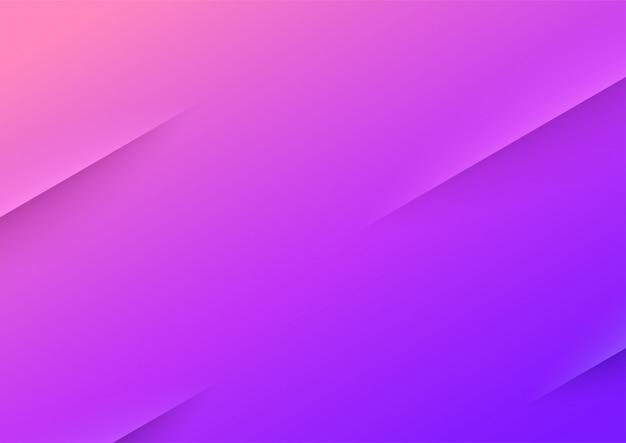 Gradient shadow lines abstrakter lila hintergrund