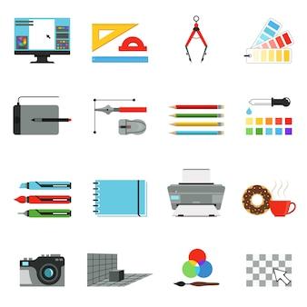 Grafik- und computerdesign