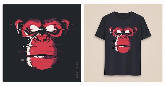 Grafisches t-shirt design