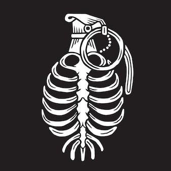 Granatenknochen