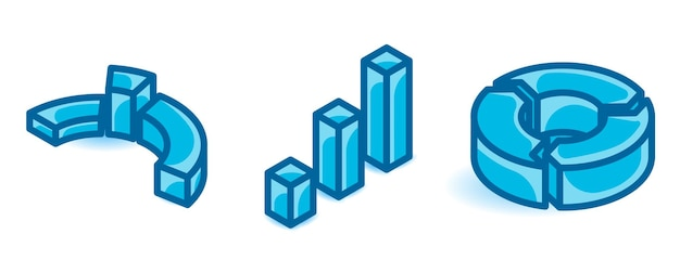 Graph-marketing-set