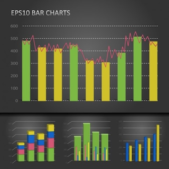 Graphic bars sammlung